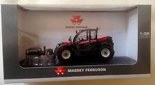 UH réf 4070 Massey Ferguson 9407 Telescopic with Bale Clamp 1/32ème