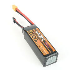 VOK 4S 14.8V 35C 2200mAh XT60 Lipo Battery Discharger Plug for RC Racing Drone