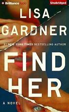 Find Her by Lisa Gardner (2016, CD)