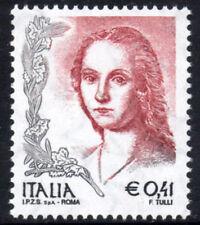 """2003 Italia Repubblica serie """" Donna nell'arte € 0,41 IPZS Spa-ROMA MNH**"""