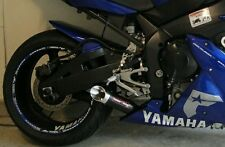 Coffman Shorty Exhaust: Yamaha R1 (2002-2003)