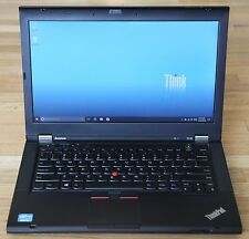 "Lenovo Thinkpad T430 14"" i5 2.50GHz 4GB 320GB DVDRW WEBCAM Windows 10p Grade A"