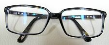Chopard VCH097-Dark Tortoise Eyeglasses-Flexible Hinge Temples-Made Italy-Mint