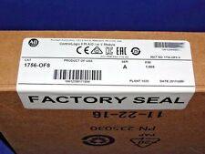 2017 FACTORY SEALED Allen Bradley 1756-OF8 /A Analog Output ControlLogix