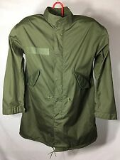 MILITARY EXTREME COLD WEATHER FISHTAIL M65 M-65 PARKA USGI Surplus XS Vintage A+