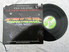 JOHN WILLIAMS LP THE STAR WARS TRILOGY digital TER 1067 jedi empire  EX+  33rpm