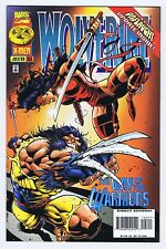 WOLVERINE #103 - July 1996 Issue - Larry Hama, Val Semeiks- VF/NM