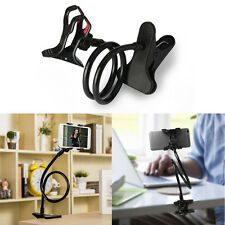 360 Lazy Bed Desktop Car Mount Cradle Phone Holder Stand Clip for Cell Phone