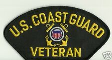 U.S. Coast Guard  Veteran  PATCH h