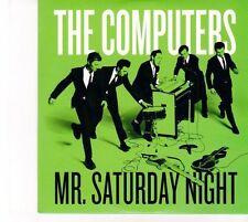 (DZ302) The Computers, Mr. Saturday Night - 2013 DJ CD