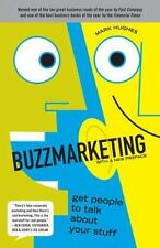 Buzzmarketing: Get People to Talk About Your Stuff - Hughes, Mark - Paperback