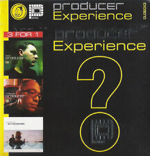 CD Producer Experience Tayla Producer 04, LTJ Bukem Producer 05, Nookie At  3CDs