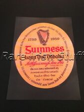 Guinness Print in Irish/Gaelic - 1759 - 1959 - Cork - 200th YR Anniversary Print