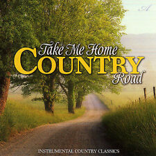 Silvio Simone Take Me Home Country Road CD