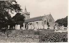 The Church & Graveyard, NITON, Isle Of Wight RP