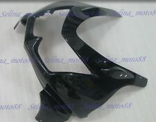 Front upper nose FAIRING For KAWASAKI 2008-2012 Ninja 250R EX250 EX 250 Black