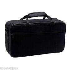 600D Waterproof Gig Bag Box for Clarinet Adjustable Single Shoulder Strap NEW