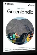 Eurotalk Talk Now Greenlandic for Beginners - Download option and CD ROM