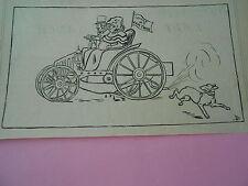 Course des Vieux Tacots par Mich Image Print Humour 1906