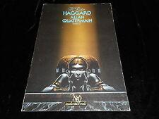 Néo 94 H Rider Haggard : Allan Quatermain 2 Editions Néo 1983