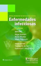 Manual Washington de especialidades clnicas. Enfermedades infecciosas Spanish E