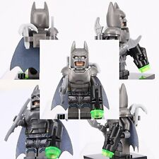 Batman Marvel Super Hero Mini Figure Lego Minifigures Superman V Bat-man