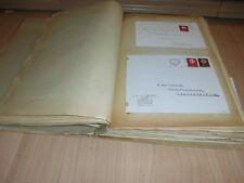 Sammlung, NIEDERLANDE ca. 150 Briefe / Belege meist 50-ger + 60-ger Jahre (1393)