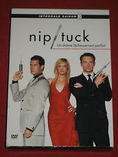 NIP TUCK Un Drame Facheusement Parfait - Intégrale Saison 2 (16 épisodes) 6 DVD