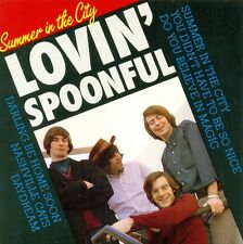 THE LOVIN' SPOONFUL - Summer in the city MEDLEY 2TR CDS BEAT / Holland Print