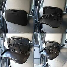 NEW Folding Auto Car Back Seat Table Drink Food Cup Tray Holder Stand Desk YL