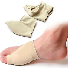 2xFoot Care Sleeves Bunion Corrector Pads Hallux Valgus Protector Pain Relief#v