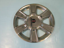 2010-2013 GMC TERRAIN 17' CHROME HUB CAP WHEEL SKIN RIM COVER OEM GENUINE USED