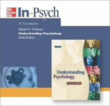 In-Psych CD-ROM For Use With Understanding Psychology 2001 by FELDMAN 0072476893