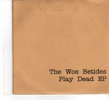 (DF522) The Woe Betides, Play Dead EP - 2008 DJ CD
