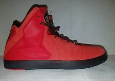 LeBron 11 NSW Lifestyle  Red/Black/University Red 616766 600  Size  13