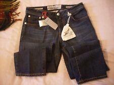 nwt jacob cohen 688 34 jeans denim made in italy pants dark blue winter collecti
