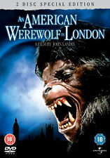 AN AMERICAN WEREWOLF IN LONDON - SPECIAL EDITION - DVD - REGION 2 UK