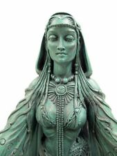Danu Celtic Mother Goddess Flowing Maxine Miller Abundance Pagan Statue #10886