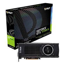 NVIDIA GeForce GTX TITAN X 12GB - Palit (12288 MB) (Maxwell) Graphics Card