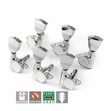 NEW Gotoh SG301-04 MG MAGNUM LOCK Locking Tuners Keystone keys 3x3 - CHROME
