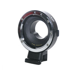 JINTU Auto Focus Lens Adapter EF-M4/3 For Canon EOS EF/EF-S to Olympus Panasonic