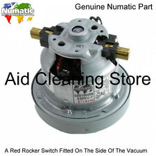 Genuine Numatic NRV200 Henry Hetty Motor UDS 1053 UDS1053SN 205798