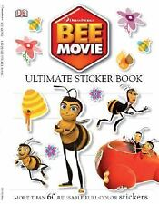 Bee Movie (DK Ultimate Sticker Books)