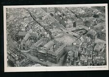 Holland Netherlands AMSTERDAM KLM Foto #3366 Aerial view RP PPC c1930s?