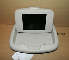 2001 2002 2003 FORD WINDSTAR OEM TAN OVERHEAD DVD DISPLAY MONITOR W/WARRANTY