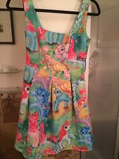 My Little Pony Women's Fit And Flare dress by Iron Fist Sz S