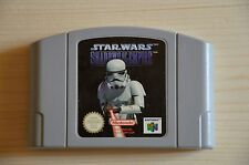 N64 - Star Wars: Shadows of the Empire für Nintendo 64