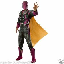 Avengers Age Of Ultron Vision Muscle Adult Costume Marvel Comics Rubie's 810305