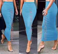 tight long maxi skirt | eBay