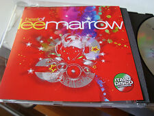 RAR CD. LEE MARROW. THE BEST. ITALO DISCO. ZYX
